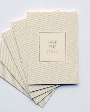Save The Date Karten Set