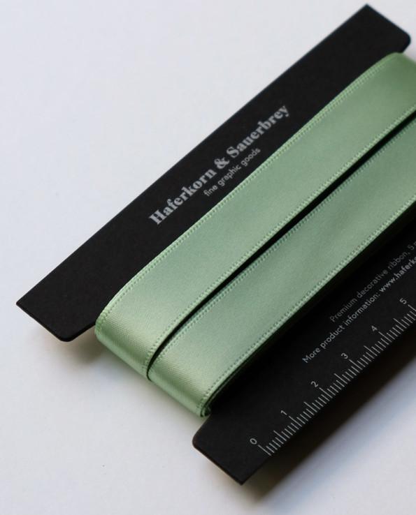 Geschenkband lindgrün