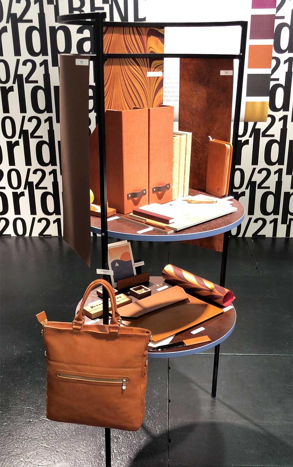 Haferkorn & Sauerbrey Trendshow Paperworld