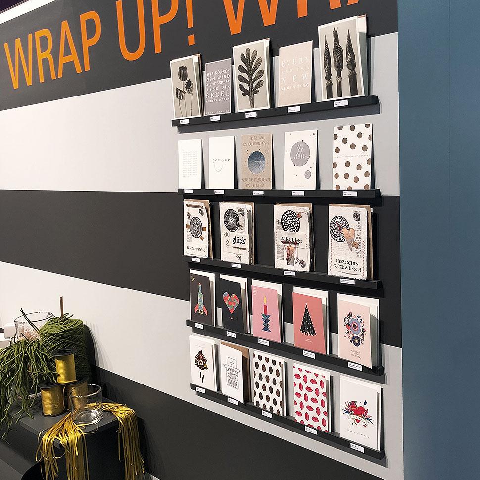 Wrap up! Haferkorn & Sauerbrey Paperworld