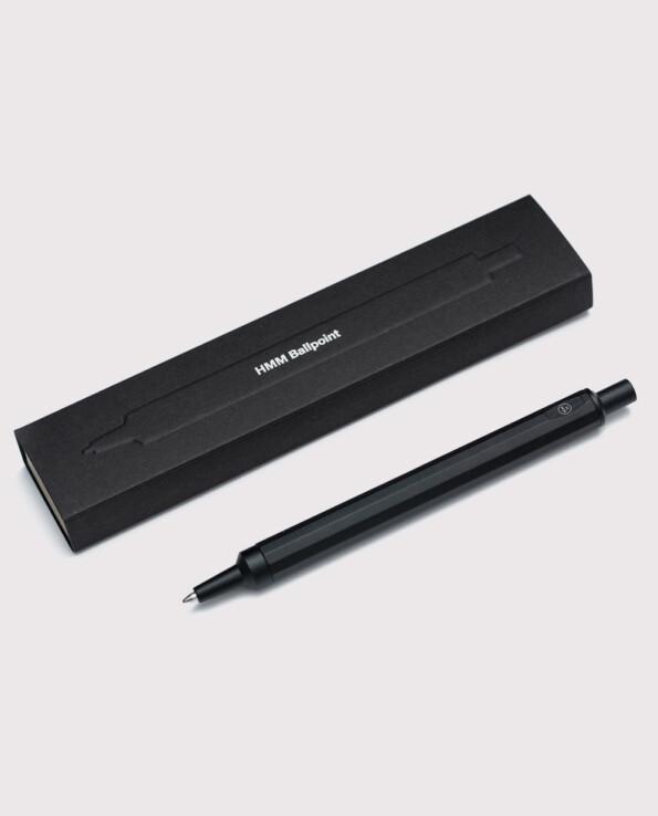 HMM Ballpoint Black Kugelschreiber