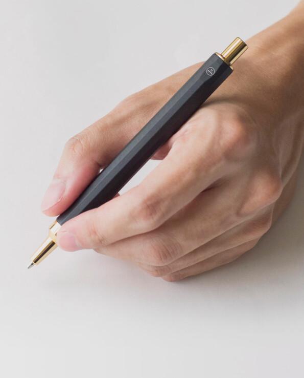 HMM Bleistift Gold