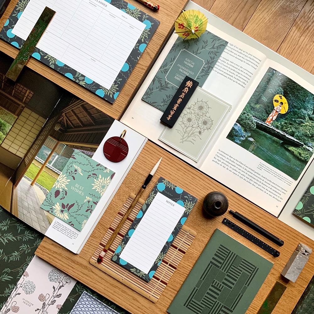 Japanese Desktop Inspiration