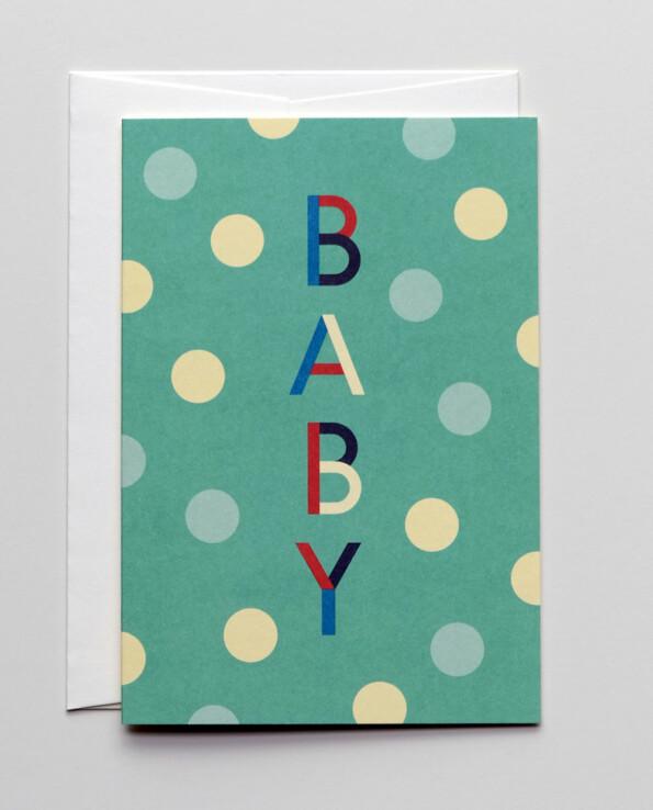 Geburtskarte